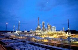 Nhà máy lọc dầu Dung Quất - Hòa Phát